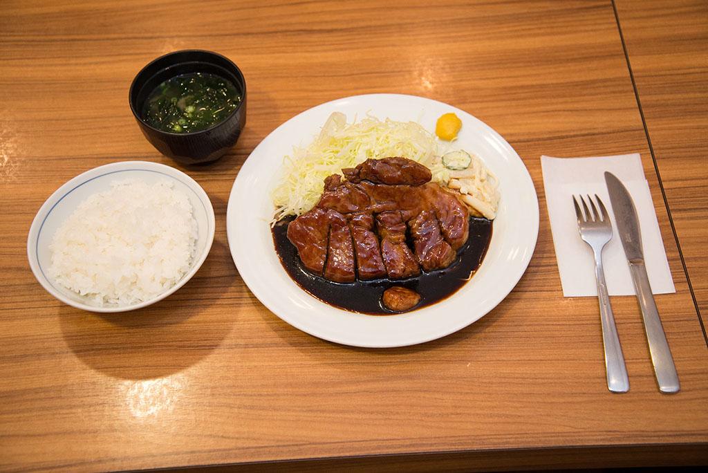 大阪トンテキ 天神橋筋店